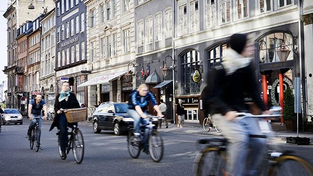 Bike Copenhagen